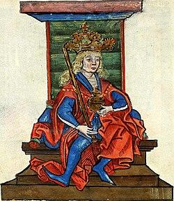 Stephan V (Chronica Hungarorum).jpg