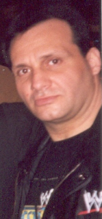 Steve Lombardi American professional wrestler