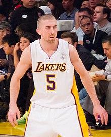 Plantilla Los Angeles Lakers 220px-Steve_Blake_Lakers1