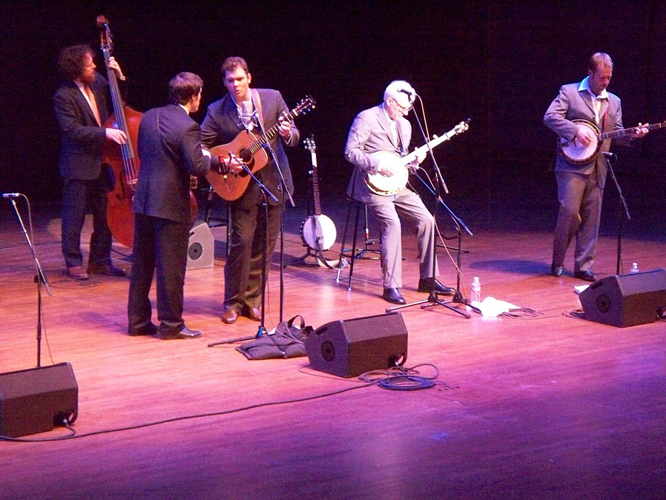 Steve Martin & The Steep Canyon Rangers in Seattle