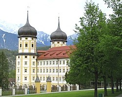 Stift Stams in Tirol