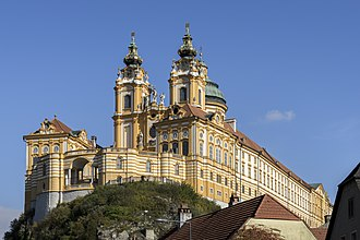 Melk Abbey - Melk Abbey