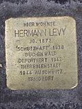 Stolperstein Hermann Levy.jpg