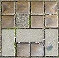 Stolpersteine Köln, Verlegestelle (Kleiner Griechenmarkt 61-63).jpg