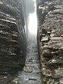 Stone steps, Mount Fanjing, Picture7.jpg