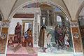 Storie di s. benedetto, 03 sodoma - Come Benedetto risalda lo capistero che si era rotto 01.JPG