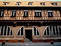 Strasbourg, place de l'Hôpital ancienne pharmacie 1537.jpg