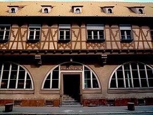 Hôpital civil, Strasbourg - Pharmacy (1537)