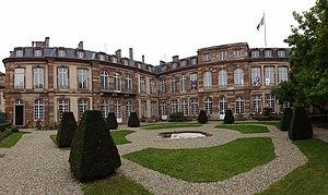 Hôtel des Deux-Ponts - Image: Strasbourg hot Zweibrucken 17