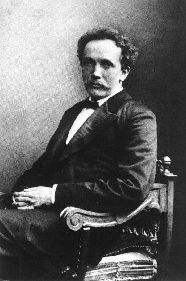 Photo Richard Strauss via Wikidata