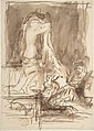 Study for 'The Bride at Her Toilet on the Day of Her Wedding' MET DP805240.jpg