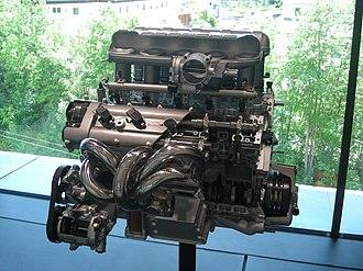 Porsche Carrera GT - 5.7 litre V10 engine