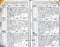 Subačiaus RKB 1827-1830 krikšto metrikų knyga 067.jpg