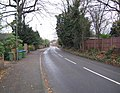 Suburban country lane - Thames Ditton - geograph.org.uk - 630522.jpg