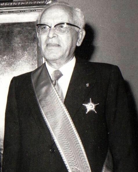 Suleiman Frangieh - FOCR
