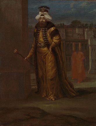 Saliha Sultan (wife of Mustafa II) - Image: Sultan Mahmud I – Jean Baptiste Vanmour