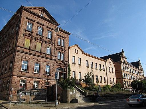 Sulzbach (Saar) Rathaus
