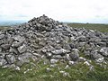 Summit cairn, Snowdon - geograph.org.uk - 1354430.jpg