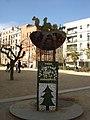 Sunny spot in El Borne (4481396964).jpg