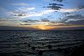 Sunset - Sathurukondan, Batticaloa.JPG
