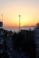 Sunset at Patraikos bay - panoramio.jpg