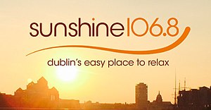 Sunshine 106.8 - Image: Sunshine 106.8 Station Logo 2017