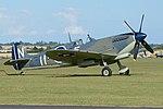 Supermarine Seafire LF.IIIc 'PP972 11-5 N' (G-BUAR) (31868983568).jpg
