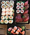 Sushi from La Perle Sushi (take away) - Caluire-et-Cuire - 1.JPG