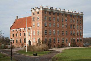 Svaneholm Castle castle inSkurup Municipality, Sweden