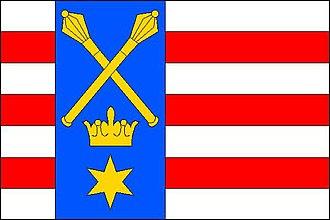 Svojšín - Image: Svojšín vlajka