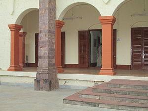 Swami Brahmananda - Brahmananda's room at Ramakrishna Math,Bhubaneswar