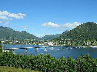 Sykkylven Municipality in Møre og Romsdal, Norway
