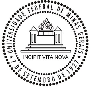 public, federal university in in Belo Horizonte, state of Minas Gerais, Brazil