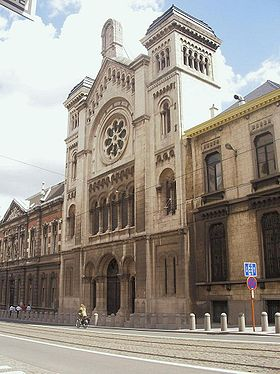 Image illustrative de l'article Grande synagogue de Bruxelles