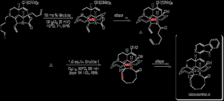 ring closure metathesis