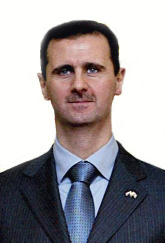 Syrian parliamentary election, 2007 - Image: Syria.Bashar Al Assad.01