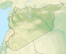 526 Antioch earthquake is located in Syria