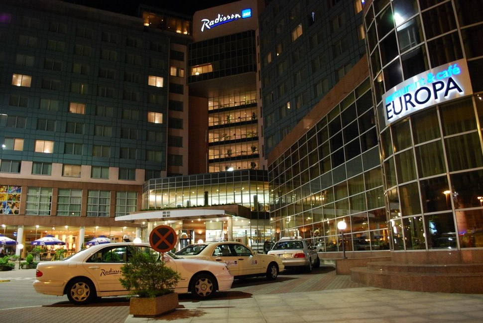 Szczecin, Hotel Radisson