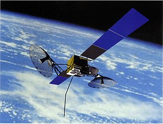 Tracking and data relay satellite - Image: TDRS gen 2