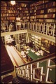 THE LIBRARY AT THE RUDER BOSKOVIC INSTITUTE - NARA - 549337.tif