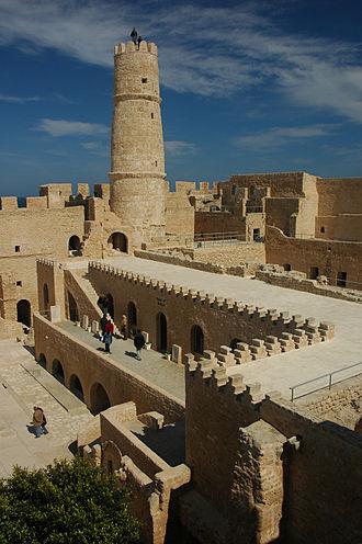 Ribat - Ribat of Monastir.