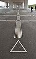 Tactile paving as art, Seestadt Aspern.jpg