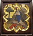 Taddeo gaddi, storie di cristo e di s. francesco (armadio di s. croce), 1335-40 ca. 11 resurrezione.JPG