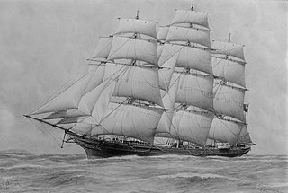 Clipper Very fast sailing ship of the 19th century