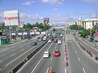 Circumferential Road 5 - Image: Taguig c 5 kalayaan 2012 01