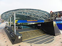 Taipei Nangang Exhibition Center Station Exit5.jpg