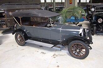 Automobiles Talbot France - 1927 DUS torpédo