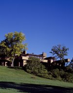 Taliesin – Wright home, studio, training center