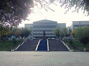 Таразский государственный