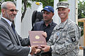 Task Force Gladiator Commander receives Afghan Bravery Medal DVIDS173320.jpg